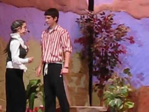 Brandywine Springs School - Pirates of Penzance - Frederic & Ruth