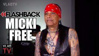Micki Free: Chappelle Prince Skit 100% Accurate, Prince Played Like Michael Jordan (Flashback)