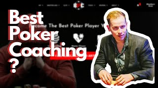 How is Best Poker Coaching Different in Training Approach?