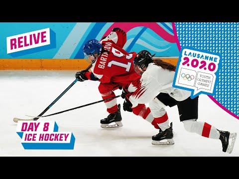 RELIVE - Ice Hockey - SWITZERLAND VS CZECH REPUBLIC - Day 8 | Lausanne 2020