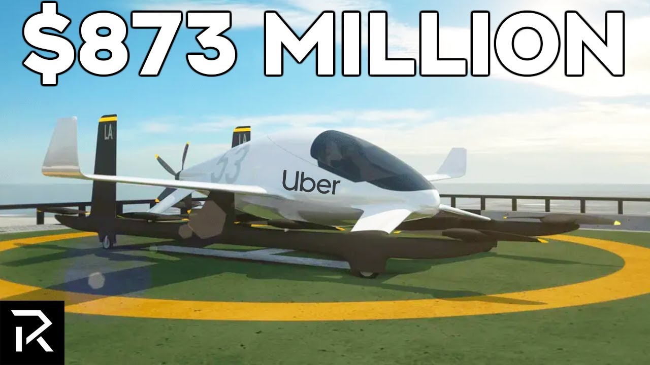 Uber's Electric Air Taxi Will Change Traveling Forever