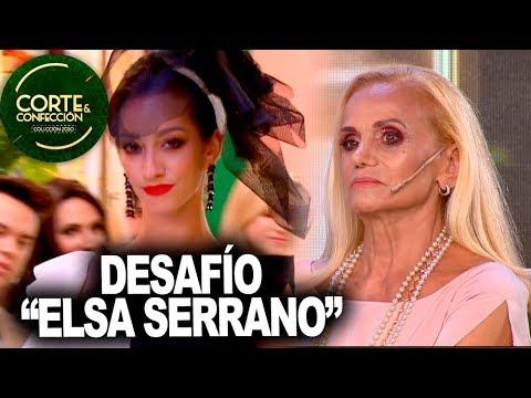 """Corte Y Confección - Programa 13/02/20 - Desafío """"Elsa Serrano"""""""