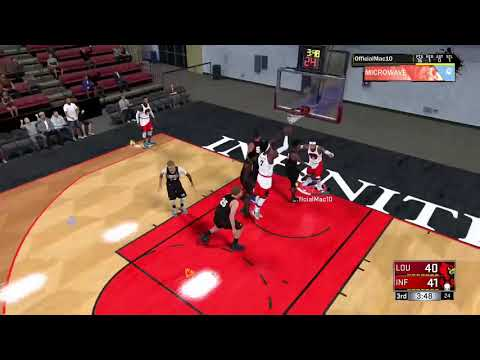 Nba2k18  Officialmac10 the only 6'10 pure sharp/slashing SF in 2k18