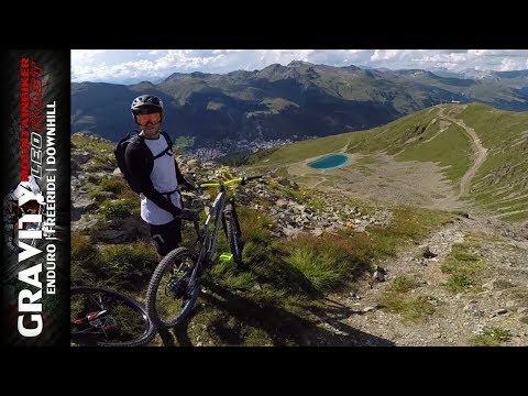UMLK #26 (Davos Klosters | Alps Epic Trail vom Jakobshorn | Enduro Bike Trip mit Fabio) Leo Kast
