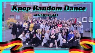 Kpop Random Dance Game Germany | Chizuru #4.11