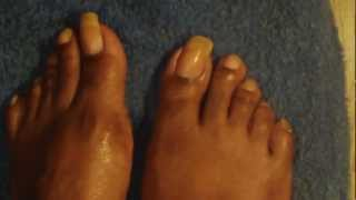 At Home Pedicure & Tips for Softer Smoother Feet