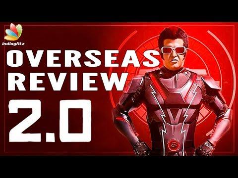2.0 Movie Review - Overseas Audience Response   Rajini, Director Shankar