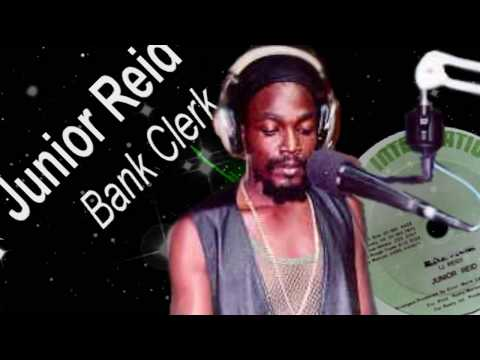 "Junior Reid - Bank Clerk 12""  1985"