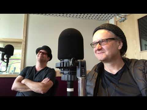 Manx Radio Interview on the Isle of Man #3