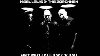 Nigel Lewis & The Zorchmen - Blank Generation (Richard Hell & The Voidoids Psychobilly Cover)