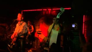 The Quakes - Strike out King (Live @ Wild at Heart 11.10.2014)