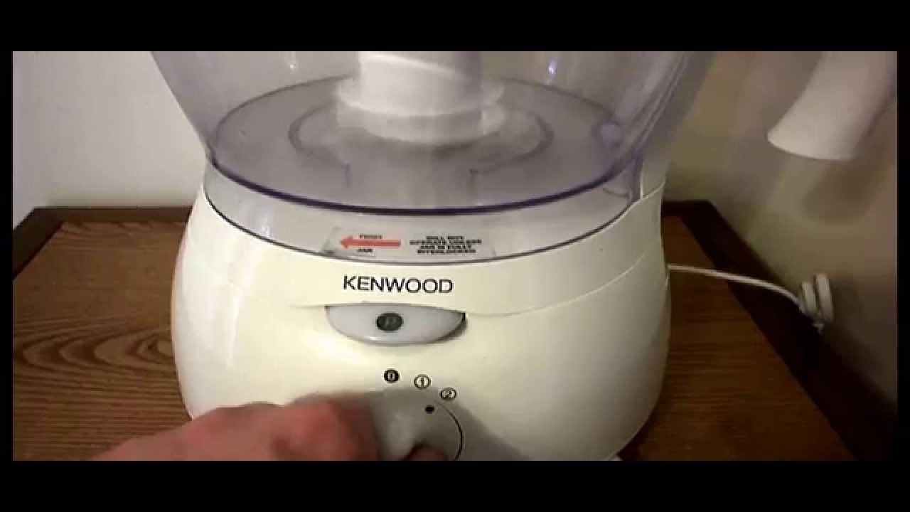 kenwood fp580 multi pro 500w food processor white youtube rh youtube com Kenwood Food Processor Review Kenwood Multipro Compact Di