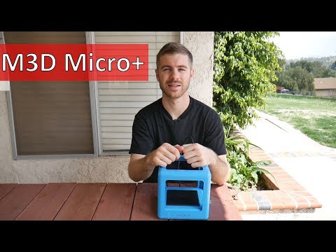 M3D Micro+ 3D Printer Review | How Far Has M3D Come?