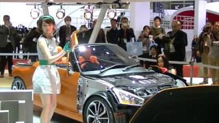 このビデオの情報2013年東京モーターショー ダイハツブース 実演.