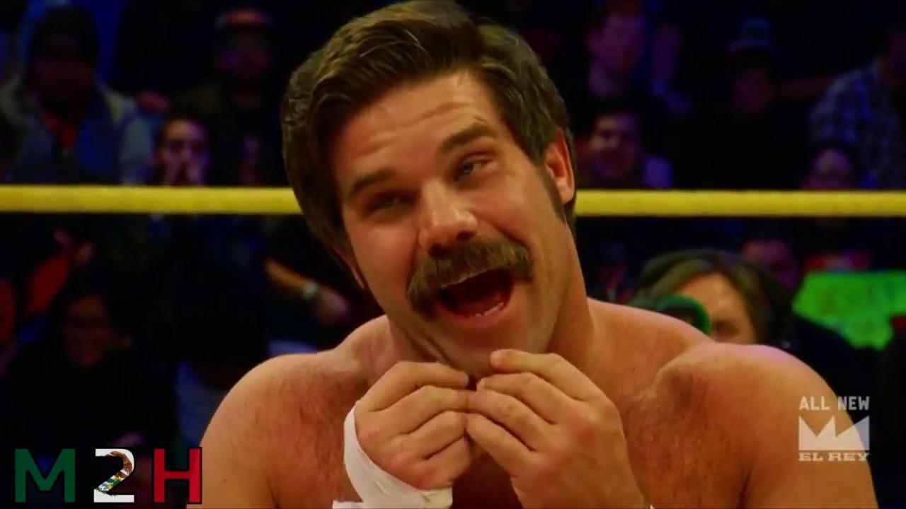 """Download """"M2H"""" Lucha Underground Season 4 Episode 9 - Highlights"""