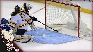 NHL: On the Goal Line