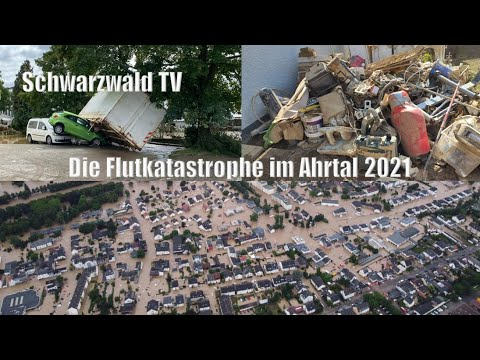 🚨🌊 Flutkatastrophe 2021: