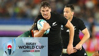Rugby World Cup 2019: New Zealand vs. South Africa | EXTENDED HIGHLIGHTS | 9/21/19 | NBC Sports