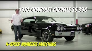1970 Chevrolet Chevelle SS 396 - Video Test Drive review with Chris Moran