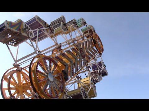 Trimper Rides in Ocean City Maryland: Coaster Vlog #95