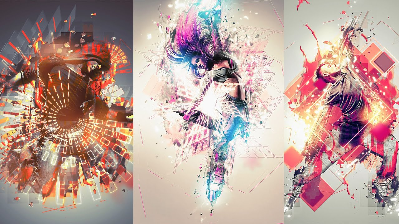 Cosmic Photoshop Action - Create this highly detailed ...