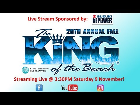 26th Annual Old Salt King Of The Beach Fall Kingfish Tournament