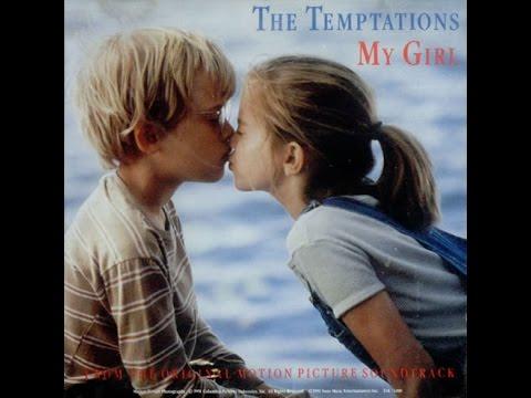 The Temptations-My Girl-Lyrics