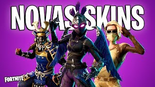 FORTNITE-NEUE SKINS, DANCES und LEAKED ITEMS OF SEASON 5!