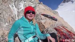 New Geldard/Findlay Line on Aiguille De Saussure, Chamonix 7A/5.12A | EpicTV Climbing Daily, Ep. 237
