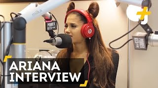 Ariana Grande Shuts Down Radio Hosts Over Sexist Interview Questions