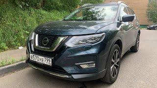 Взял Nissan X-Trail ProPilot - как идёт с автопилотом? Qashqai также
