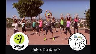 Mario Lopez Zumba Fitness. *Techno Cumbia* Selena