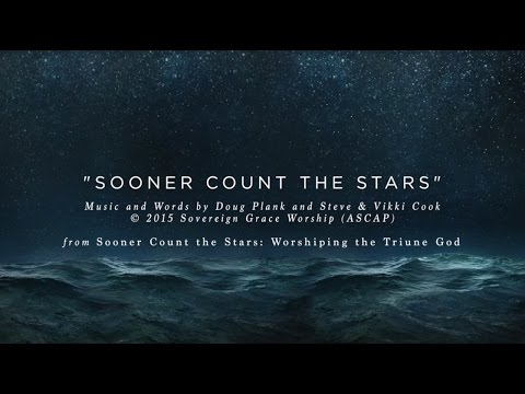 Sooner Count the Stars [Official Lyric Video]
