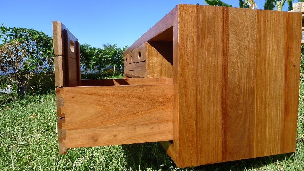 fabrication d un meuble de sdb act 2 la construction des casiers et du tiroir