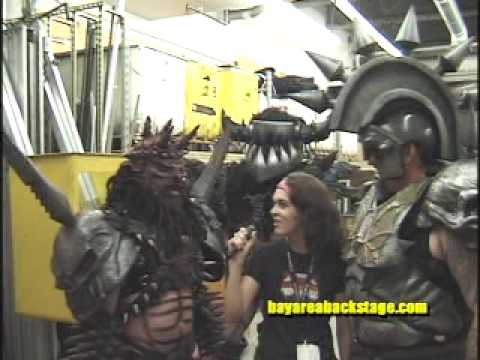 Gwar Interview- Bay Area Backstage Sounds Of The Underground