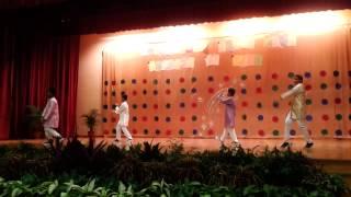 thug le dance by telok kurau primary school
