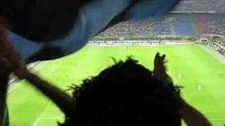Inter - Siena 3-0 (17.05.2009) - Coro - Milanista Pezzo Di Merda