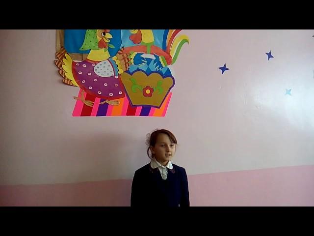 Изображение предпросмотра прочтения – ФедороваВалерия читает произведение «Прививка» С.В.Михалкова