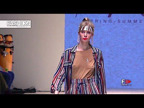 FRIDAY by NELVA Belarus Fashion Week Spring Summer 2019 - Fashion Channel