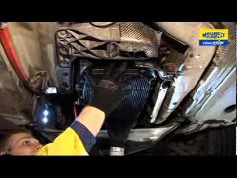 Audi A4 2.0 T >> 007935016740 Urządzenie do wymiany oleju w skrzyniach automatycznych MM TC100 - YouTube