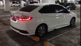 รีวิวไฟท้ายLED Honda City 2017