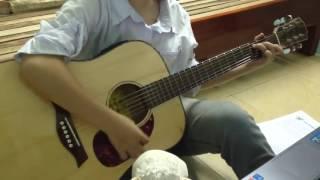 Anh Cứ Đi Đi - Hari Won/ Tùng Sơn (Guitar Cover Acoustic Việt Nam 2016 Hay By Hương Lan)