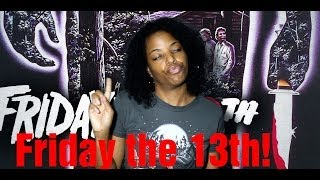 """""""Friday the 13th!"""" Review """"Scary Chat"""" Episode 14!"""