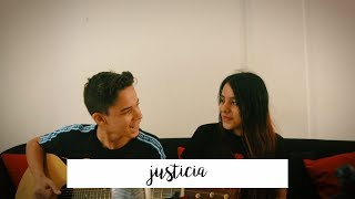 Silvestre Dangond, Natti Natasha - Justicia  By Melanie Espinosa, Santy Molina