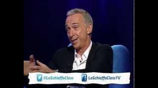 LINUS ospite a LO SCHIAFFO | ClassTv Parte 1