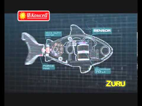Zuru Robo Fish ot Bebe best 360p)
