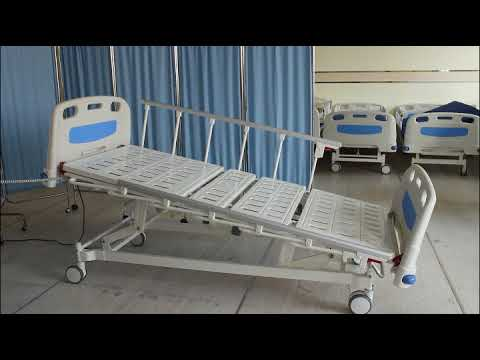 KJW D502LZ C Electric Five Functions Hospital Bed