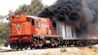 Hardcore SMOKING ALCo's : Indian Railways EXCLUSIVE thumbnail