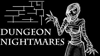 Dungeon Nightmares 1 первая ночь моих страхов