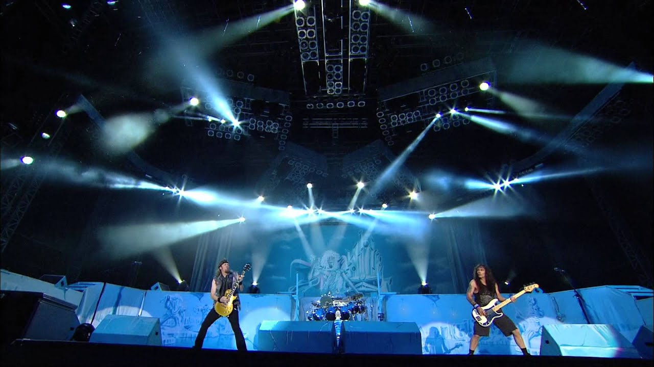 Iron maiden: the trooper live at the download festival 2013 youtube.